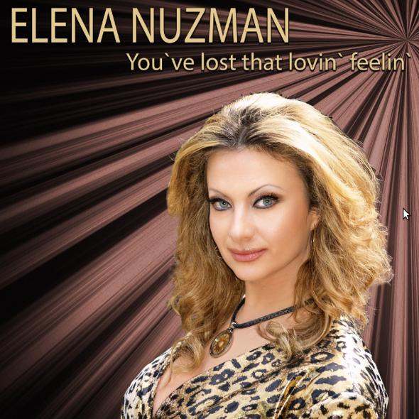 Elena Nuzman - You've Lost That Lovin' Feelin' - Single 2020