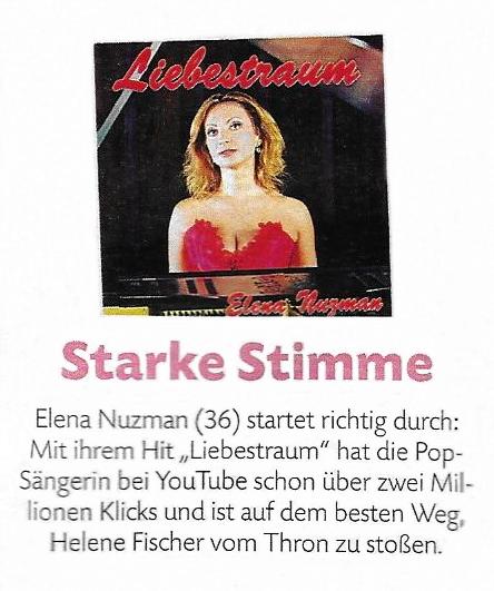 Elena Nuzman - Closer -  Januar 2018