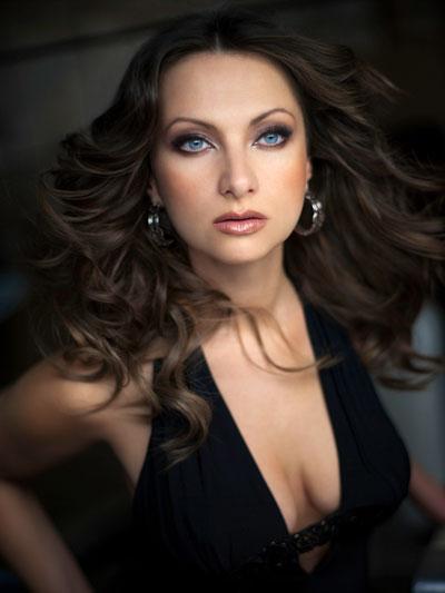 Elena Nuzman - Kleid schwarz