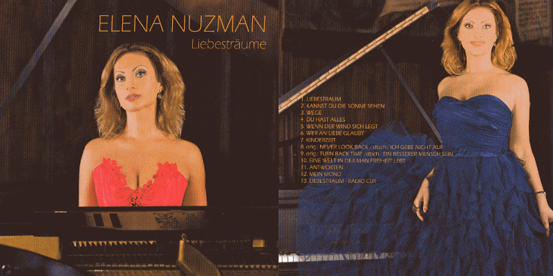 ELENA NUZMAN Dreams Of Love