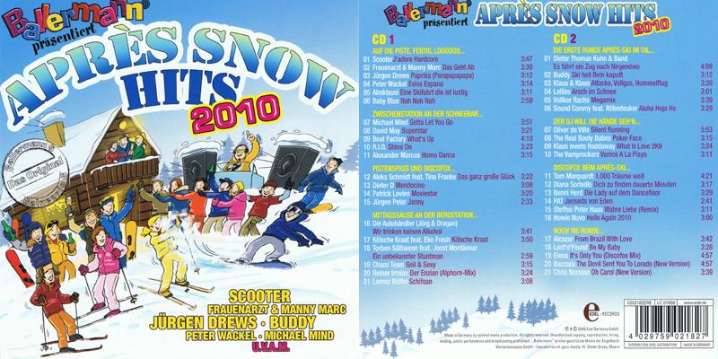 Elena Nuzman - Snow Hits - Compilation 2009