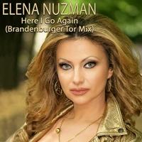 Elena Nuzman - Here I Go Again - Brandenburger Tor Mix - Single 2020
