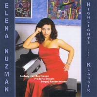 Elena Nuzman - Highlights der Klassik - Album 2006