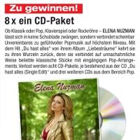 Elena Nuzman - Die aktuelle - März  2021