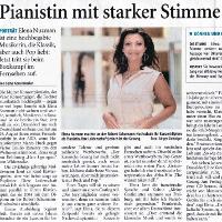 Elena Nuzman - Westdeutsche Zeitung - July 2009