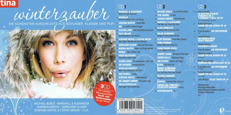 Elena Nuzman - Winterzauber - Compilation 2009
